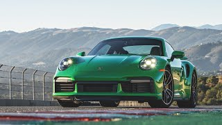 2021 Porsche 911 Turbo S Hot Lap! - 2020 Best Driver's Car Contender by Motor Trend