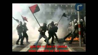 Ⓐ Leo Ferre - Les Anarchistes (Los Anarquistas) subtitulos en español Ⓐ