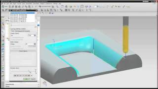 NC PROGRAMMING – Introduction to the new milling enhancements in NX 8.5 CAM (Siemens)