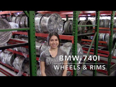 Factory Original BMW 740i Wheels & BMW 740i Rims – OriginalWheels.com