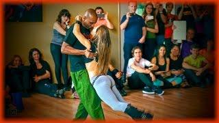 Beautiful Dancing! - Gilson Damasco & Maria Cristiani - 2017 Amsterdam Brazilian Dance Festival