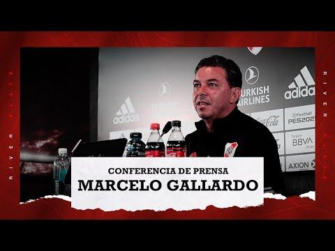 Marcelo Gallardo en conferencia de prensa (1/8/2021)
