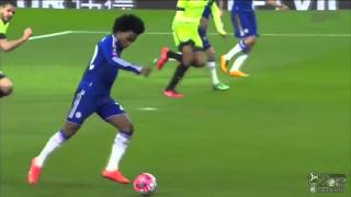 Cuplikan Gol Chelsea Vs Manchester City 51 21022016