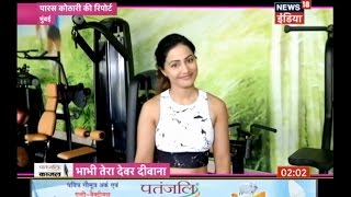 Watch out full Gym story of Hina Khan here