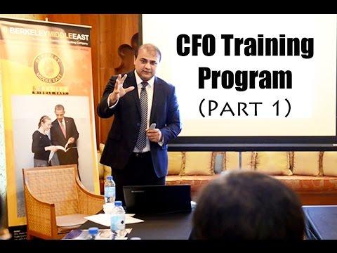 Financial Innovation & Entrepreneurship (Part 1) | CFO Training ...
