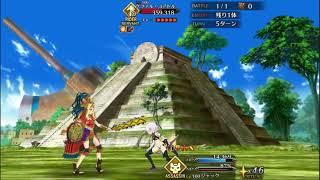 Quetzalcoatl  - (Fate/Grand Order) - Babylonia Quetzalcoatl Hard mode Jack solo