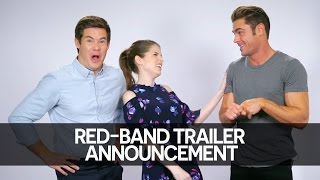 Mike & Dave Need Wedding Dates RedBand Trailer Announcement