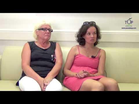 Лечение рака прямой кишки в Израиле - сложной операции удалось избежать (отзыв)
