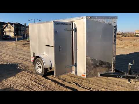 New Trailer for the Event Rental Business!