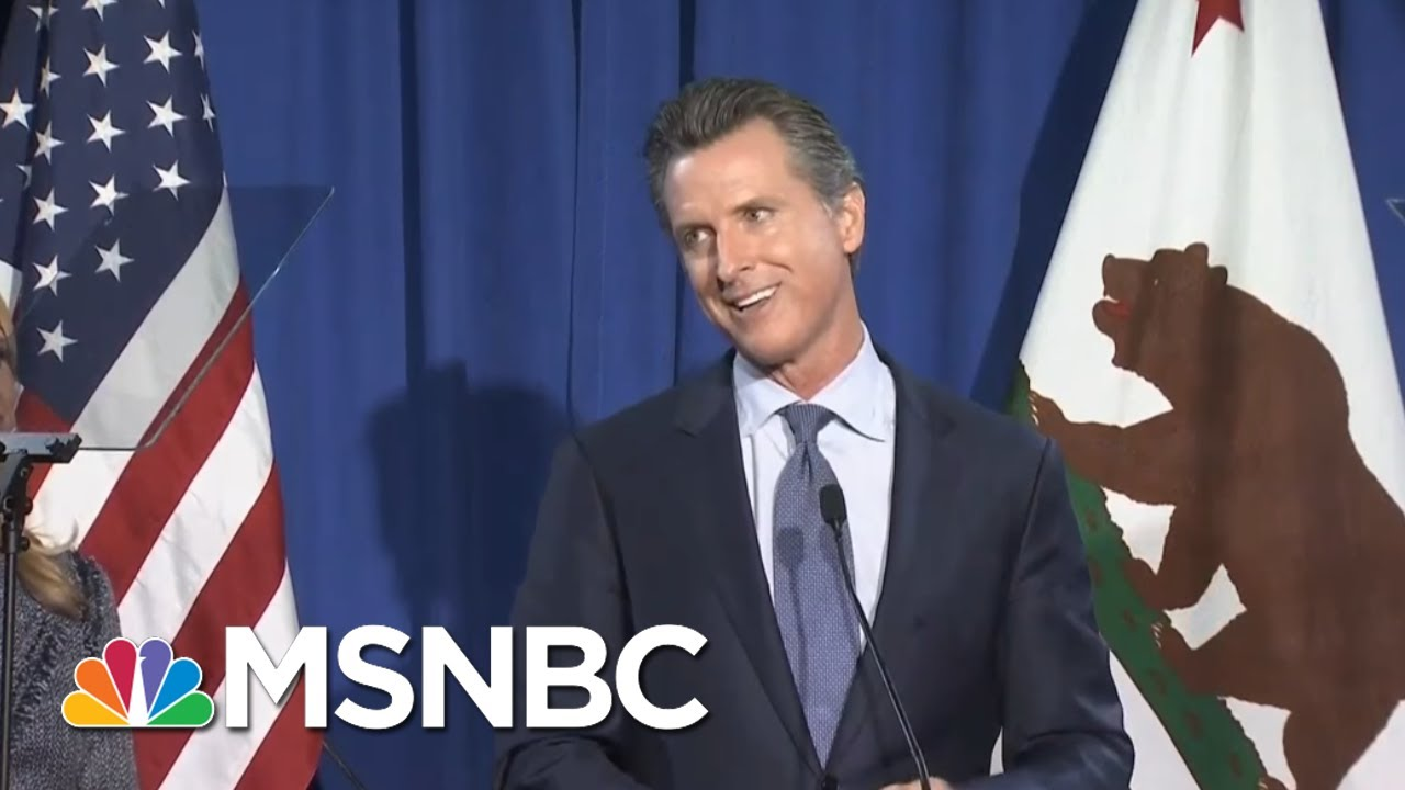 GOP Gets Wiped Out In California Senate Race   The Last Word   MSNBC thumbnail