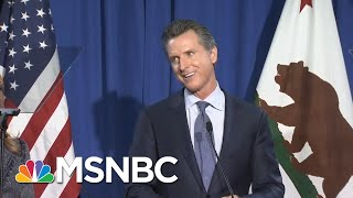 GOP Gets Wiped Out In California Senate Race | The Last Word | MSNBC