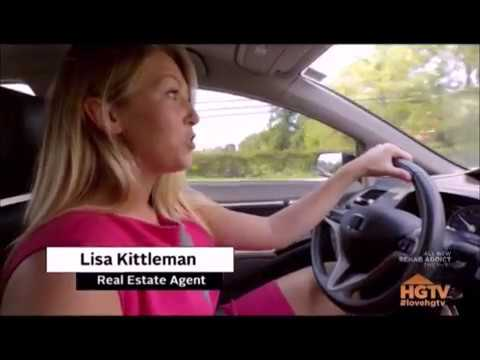 See a clip of Lisa on HGTV's Rent or Buy