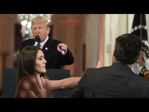 The Jim Acosta Controversy