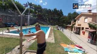 preview picture of video 'TEASER Camping Repòs del Pedraforca - Saldes (Catalogne) | Camping Street View'