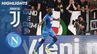Juventus 0 1 Napoli  | Highlights | Giornata 34 | Serie A TIM 201718