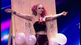 ČESKO SLOVENSKO MÁ TALENT 2018 - Nightmare Show