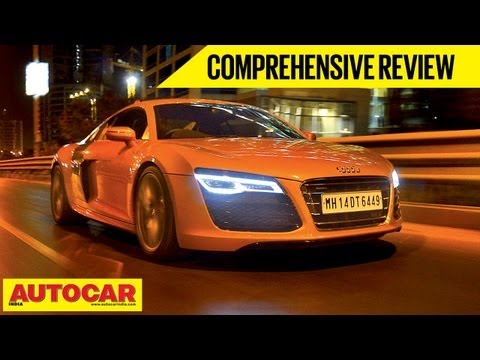 2013 Audi R8 V10 | Comprehensive Review | Autocar India