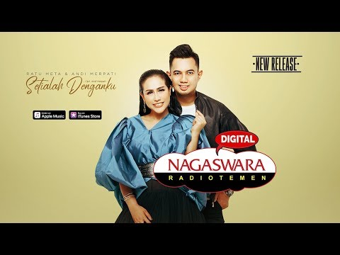 Duet Ratu Meta Dan Andi Merpati Setialah Denganku Perdana Di Radio