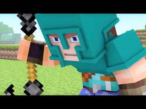 Minecraft Song & Animation!