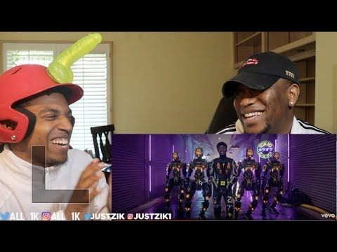 Lil Nas X - Panini (Official Video)- REACTION