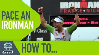 How To Pace An Ironman Triathlon