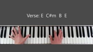 Higher Wider Deeper - Citipointe Live Piano Tutorial & Chords