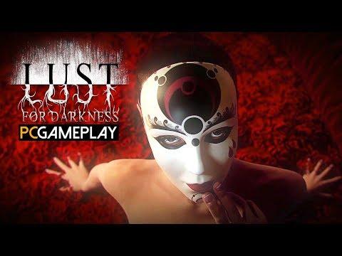Gameplay de Lust for Darkness