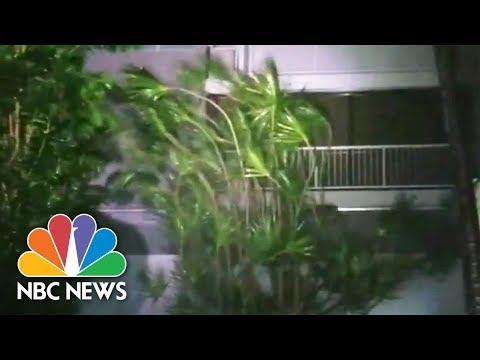NBC News Special Report: Hurricane Maria Makes Landfall   NBC News