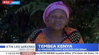 Mandhari ya Viliima vya Vuria katika Kaunti ya Taita Taveta | TEMBEA KENYA