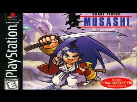 brave fencer musashi playstation