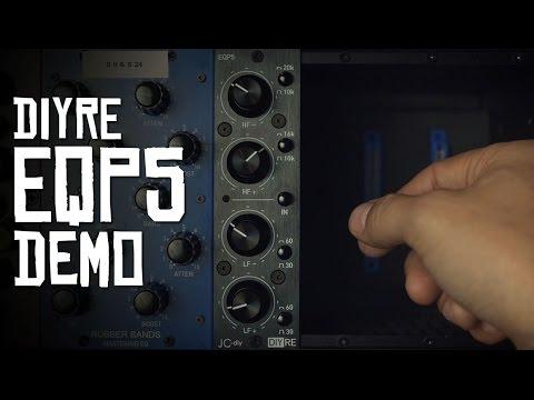 DIY API 500 Audio-Demos - смотреть онлайн на Hah Life