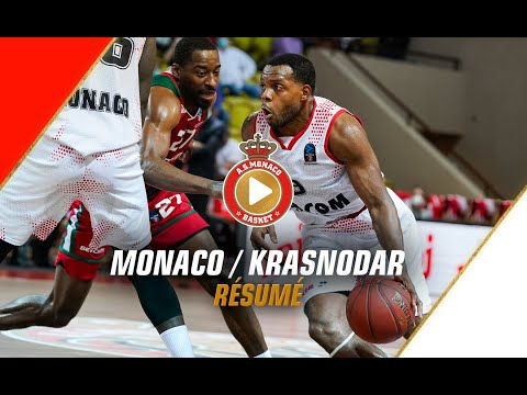 [MINI-MOVIE] Monaco - Krasnodar | EUROCUP