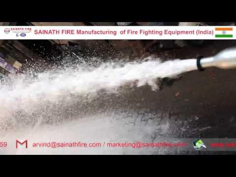 Foam Jet Nozzle