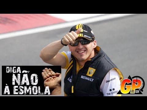 GP às 10: Kubica na F1 seria legal. Mas não por marketing ou caridade