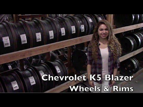 Factory Original Chevrolet K5 Blazer Wheels & Chevrolet K5 Blazer Rims – OriginalWheels.com