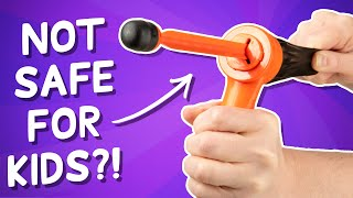 7 Toys We Couldn't Believe Were Meant for Kids • White Elephant Show #36
