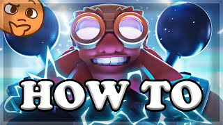 How to Counter & Use Electro Giant | Tech & Strategies🍊