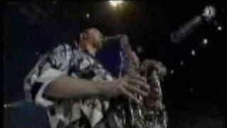 Ian Bairnson - Sax solo Old & Wise