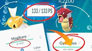 Download Youtube: 3 Things you NEED TO KNOW about GOLDEN MAGIKARP (SHINY) - pokemon go