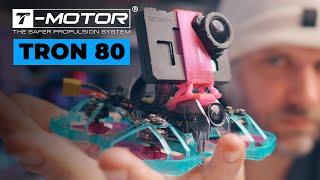 The Teeny Tiny T-Motor Tron 80 Review!