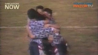 There Will Never Be Another Fandi (Fandi Ahmad Pt 2)