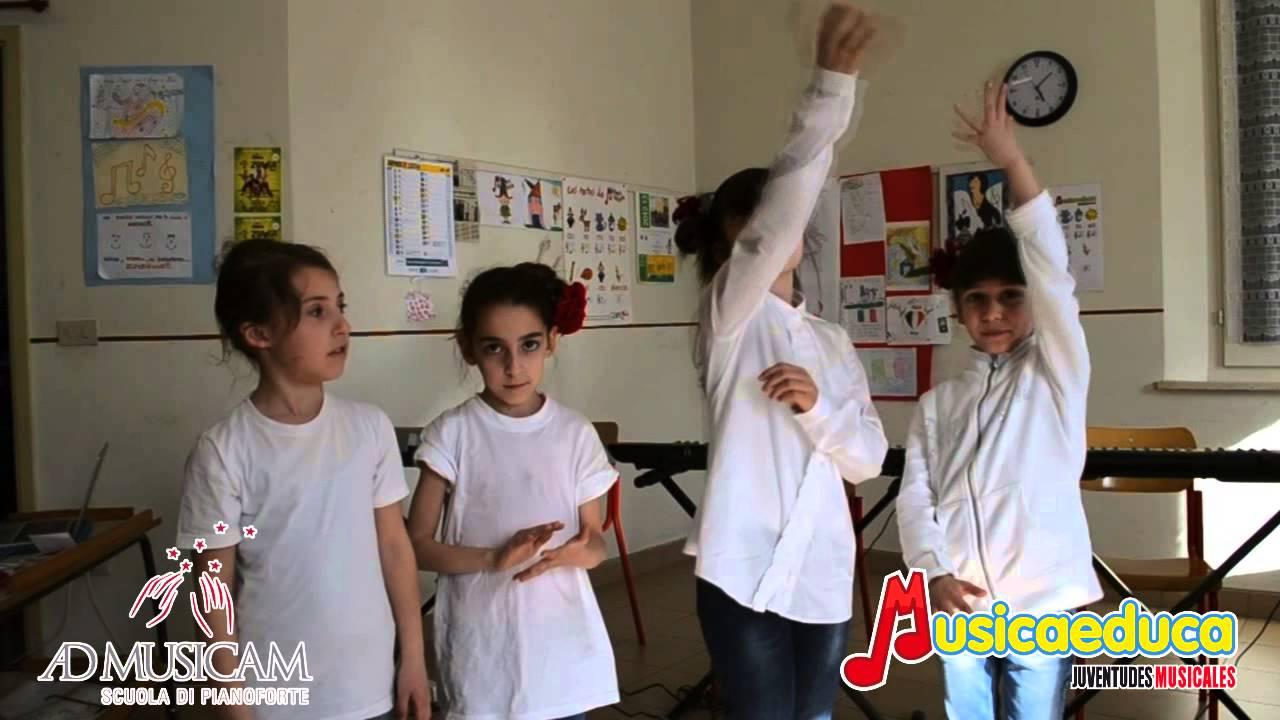Nella corte di Isaac - Alumnos de Mi Teclado 1 - Ad Musicam