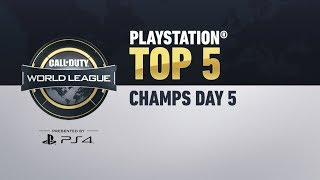 CWL Champs Day 5 - Top 5