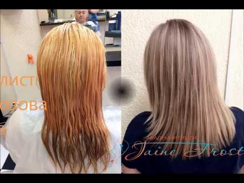 Самый щадящий способ окрашивания в блонд