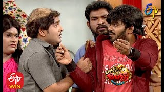 Sudigaali Sudheer Performance | Extra Jabardasth | 10th July 2020 | ETV Telugu