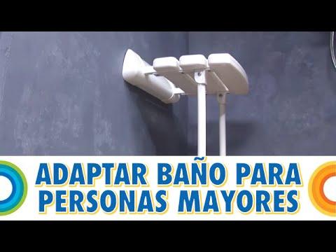 Adaptar baño personas mayores o movilidad reducida (Bricocrack)