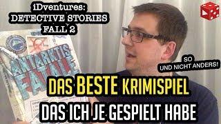 Antarktis Fatale - idventure Detective Stories - Fall #2 - Wieder herausragend gut!