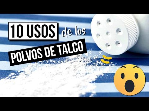 10 USOS de los POLVOS de TALCO que te sorprenderán! * LIFE HACKS increíbles con talco