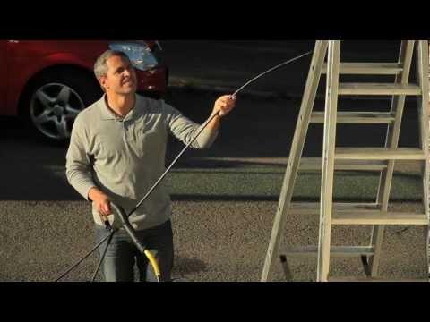 Πως καθαρίζουν οι υδρορροές