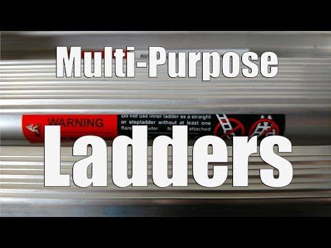 Multi Purpose Ladders For Home Use Dewalt Vs Little Giant Leveler